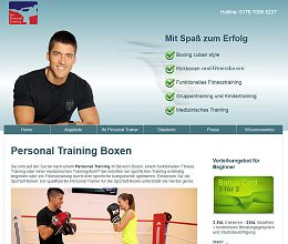 Personal Training Boxen in München